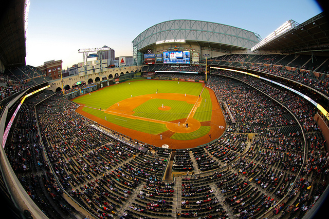 Minute Maid Park, Houston, Texas