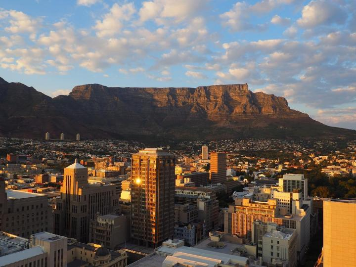 City Bowl, Cape Town, South Africa
