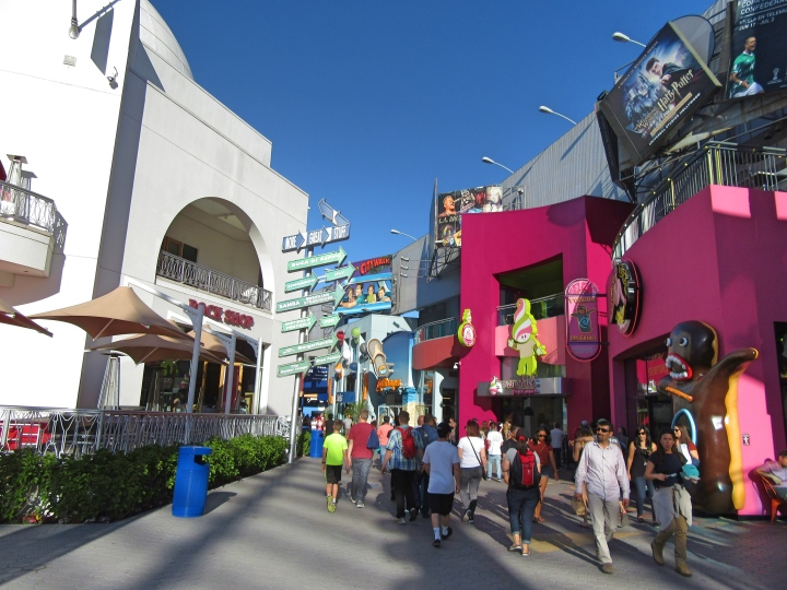 City Walk, Universal Studios Hollywood