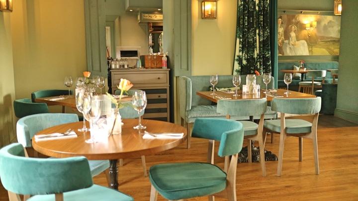 Dining Area at Hart's Head, Giggleswick