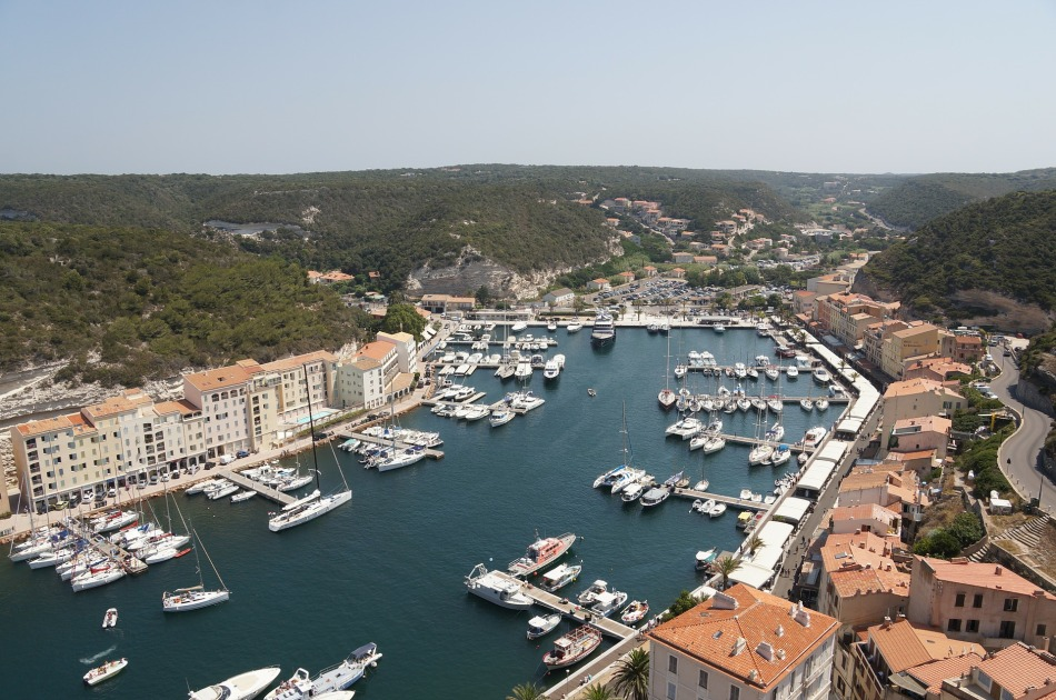 Corsica Port, France