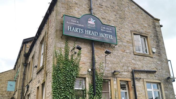 Hart's Head side, Giggleswick
