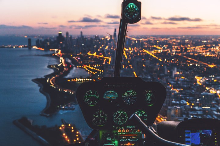 Helicopter Tour, London