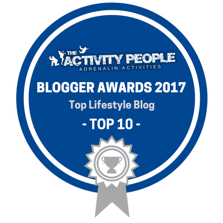 Lifestyle top 10 badge 2017