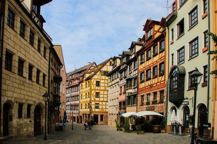 Germany: The Nuremberg Culinary Scene