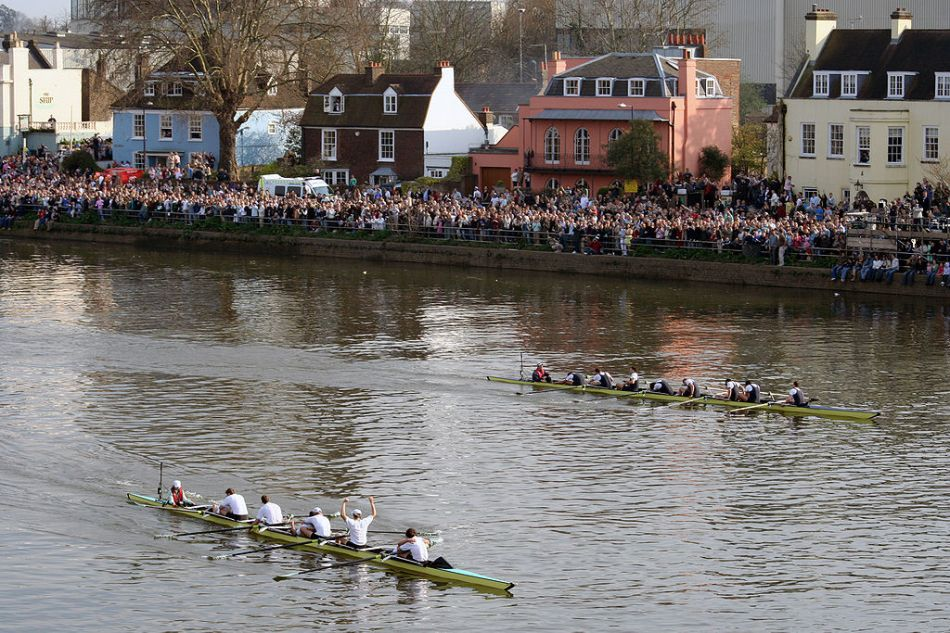 Oxford & Cambridge Boat Race