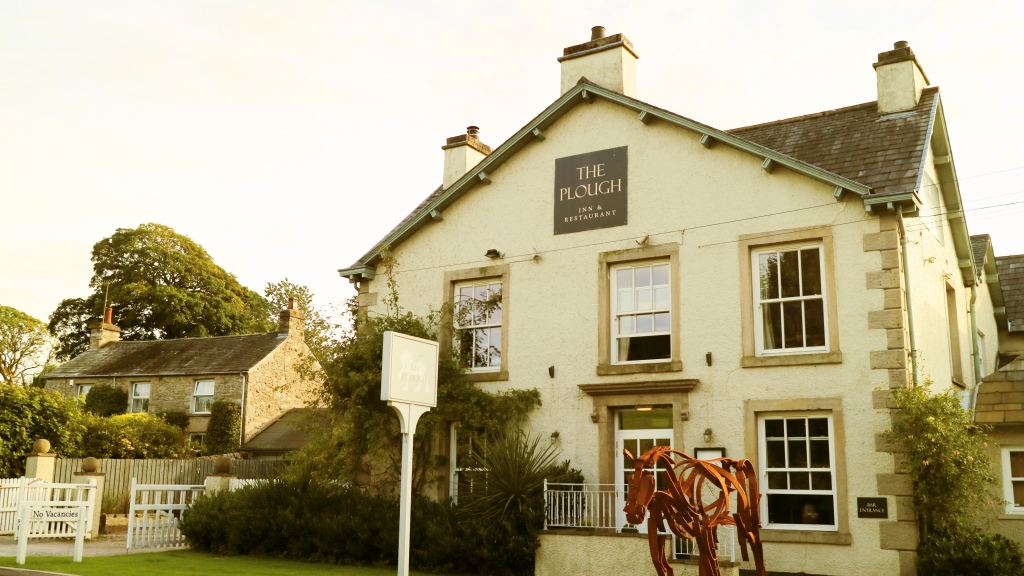 The Plough Frontage, Lupton