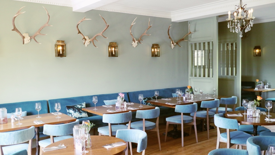 Wide area of Dining Area, Hart's Head, Giggleswick