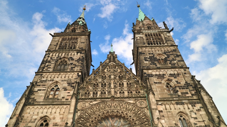 Church Nuremberg, Germany