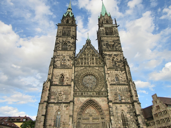 Church, Nuremberg, Germany