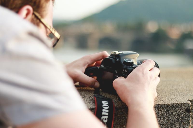 Travel Blogger Photographer