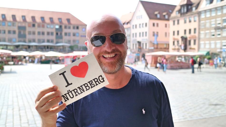 Mr ESLT in Nuremberg, Germany