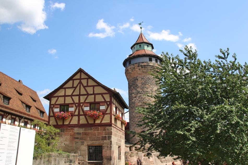 Nürnberger Burg, Nuremberg, Germany