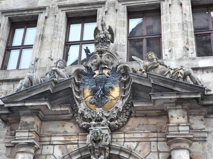 Rathaus, NUremberg, Germany