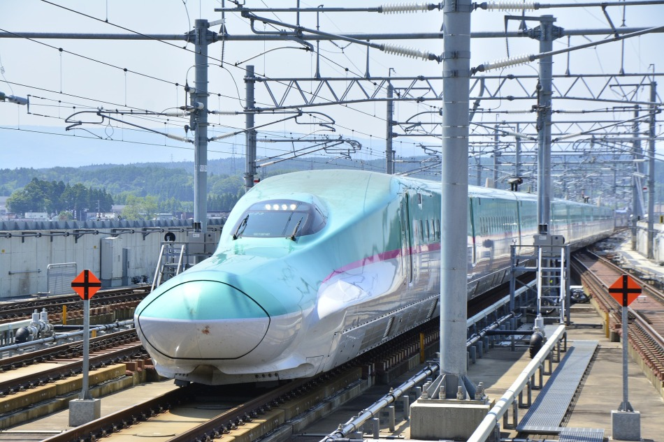 Shinkansen, Japan