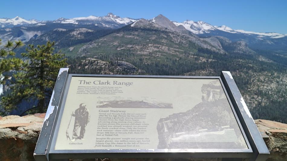 The Clark Range Yosemite, California, USA