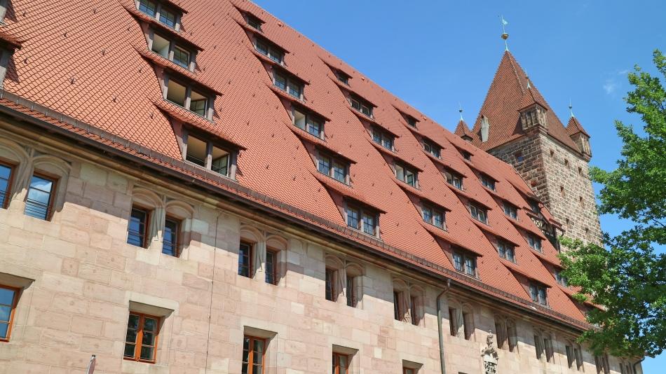 Youth Hostel, Nuremberg, Germany
