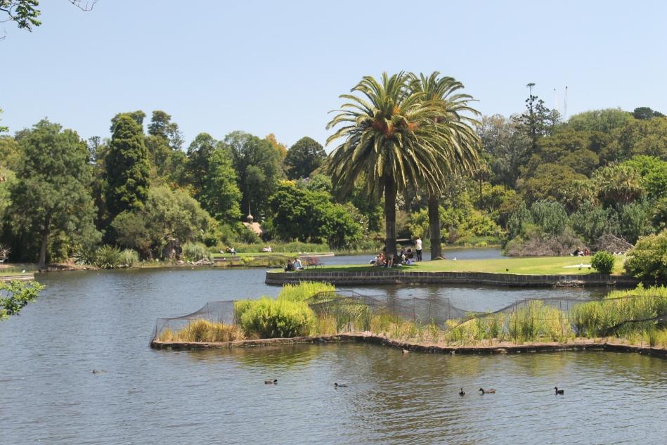 Melbourne Royal Botanical Gardens, Australia