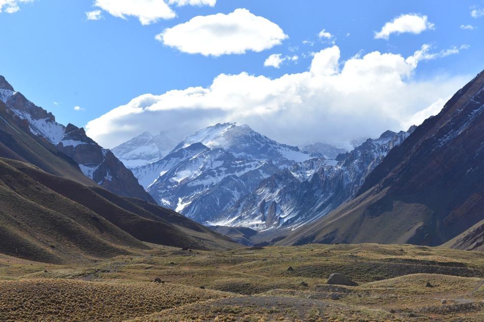 Aconcagua, Seven Summits