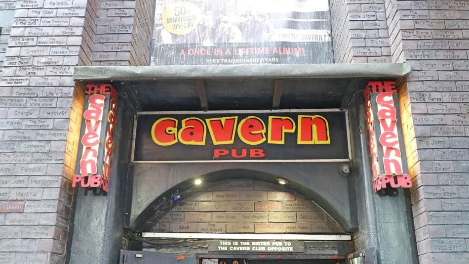 Cavern Pub, Liverpool