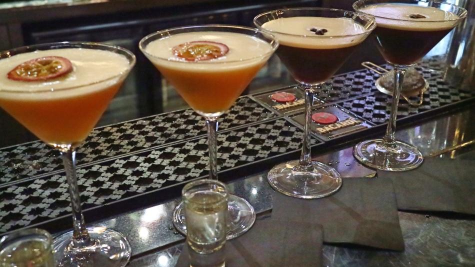 Cocktails at Cuba De Alma, Liverpool