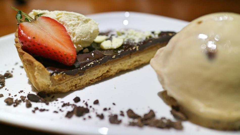 Dessert at Alma De Cuba, Liverpool
