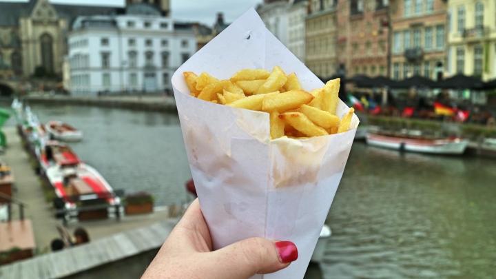 Frites, Ghent, Belgium