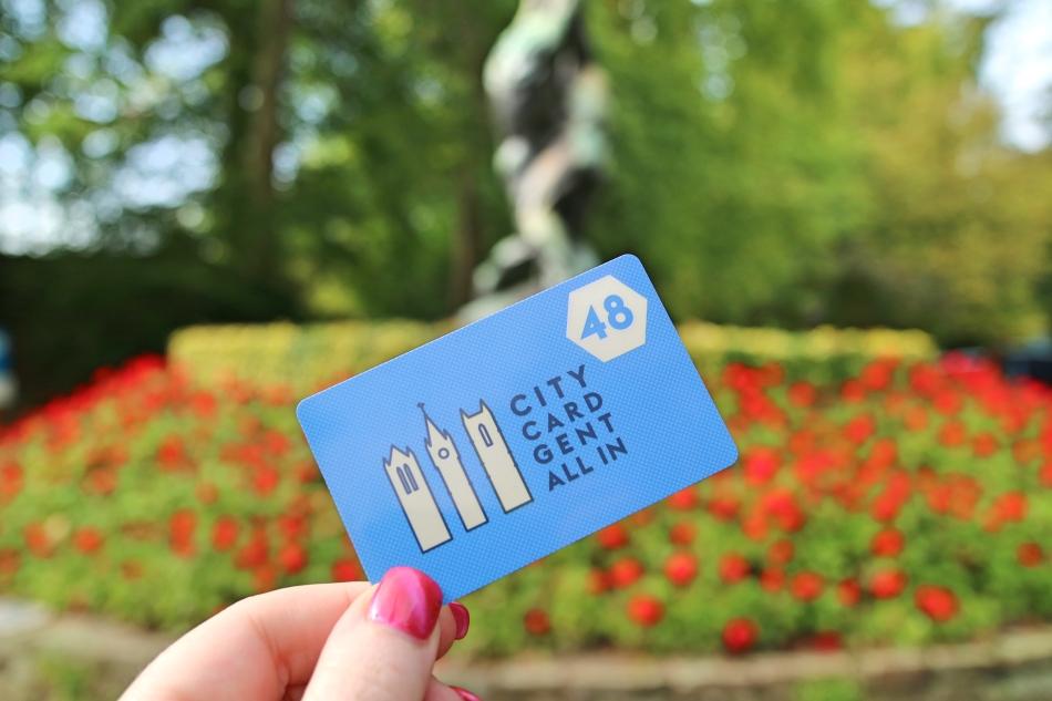 Gent City Card, Ghent, Belgium
