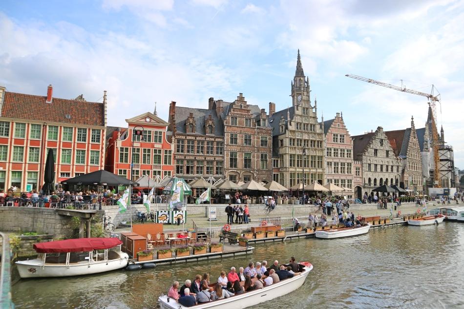 Ghent Feature Image, Belgium