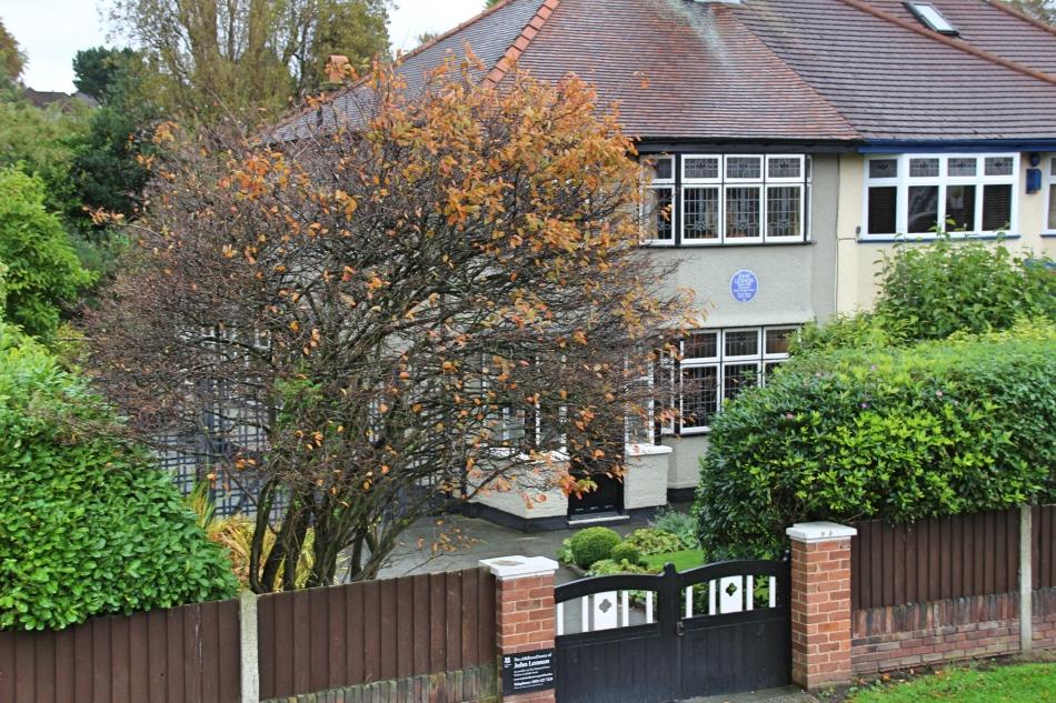 John Lennon's House, Liverpool