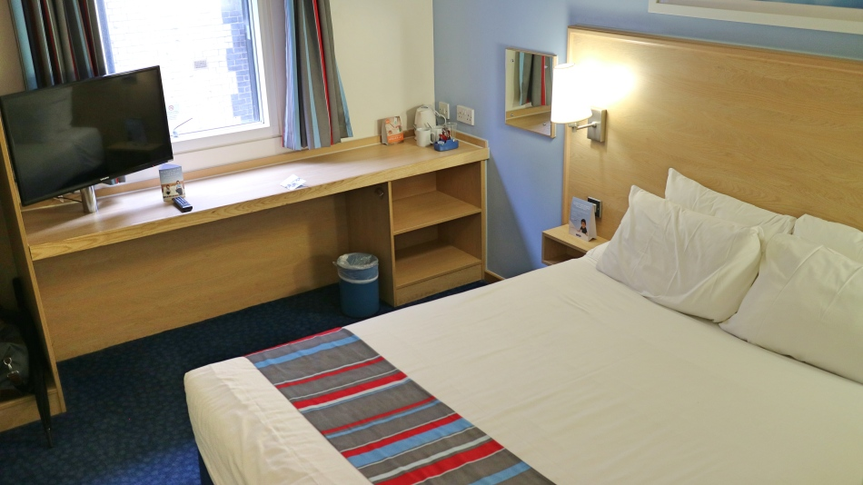 Liverpool Central Travelodge Hotel