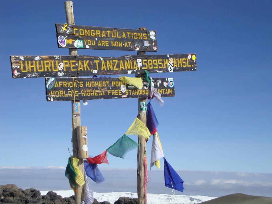 kilimanjaro Mountain - Seven Peaks