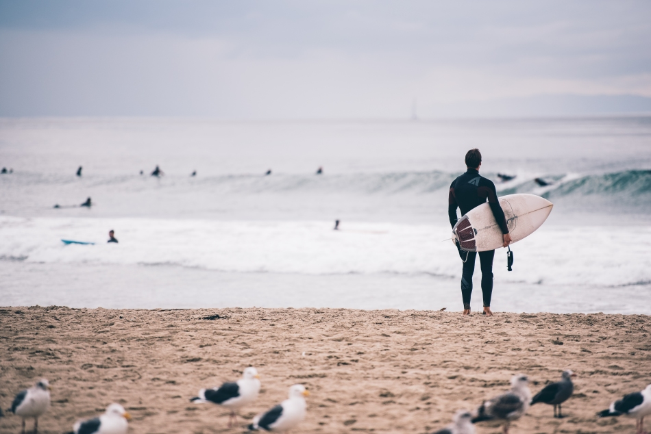 Surf while travelling