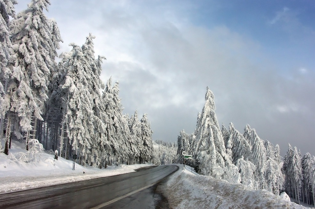 Winter Road - Road Safety