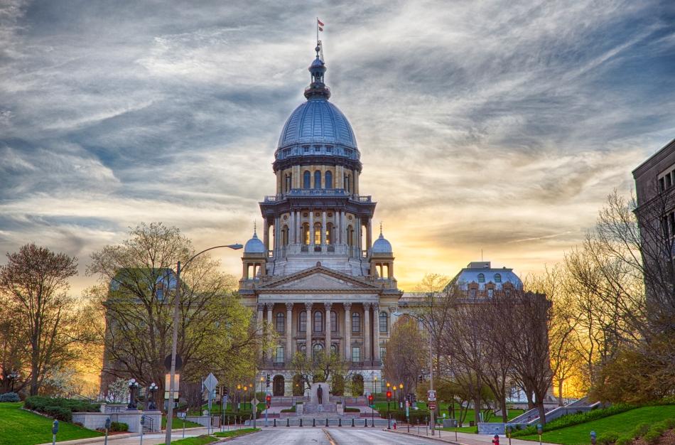Illinois Capitol Building, USA