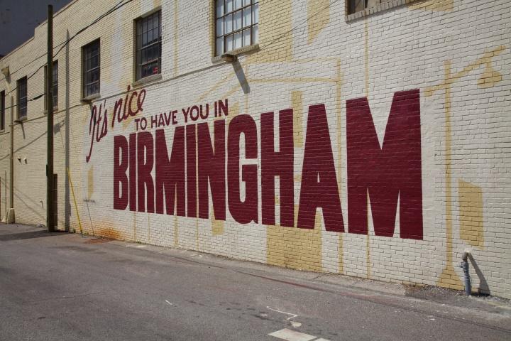 USA: Birmingham, A True AlabamaSlammer