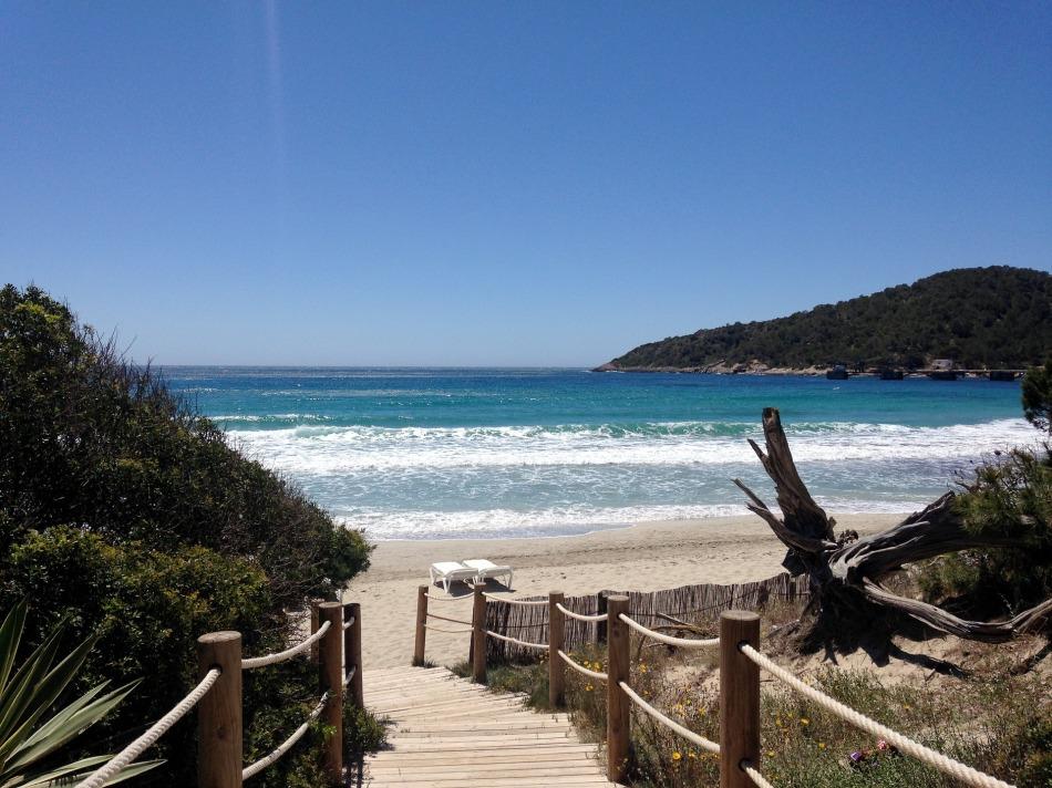 Beach Ibiza, Spain