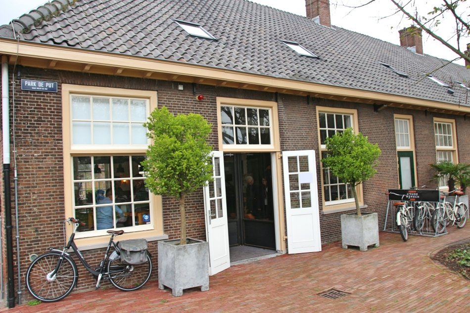 Boutique Hotel d'Oude Morsch, Leiden, The Netherlands