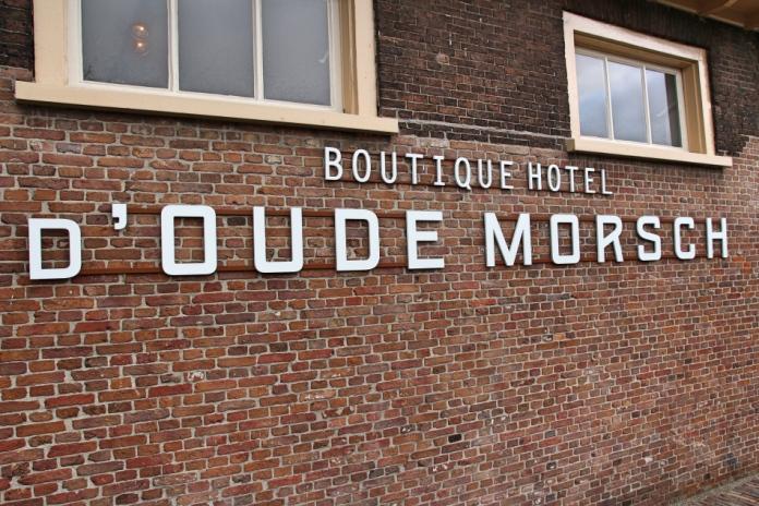 Boutique Hotel d'Oude Morsch Sign, Leiden, The Netherlands