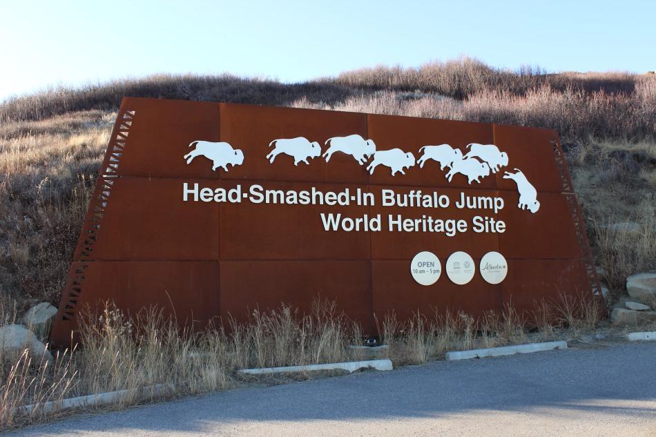 Head Smashed-In Buffalo Jump, Canada