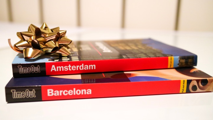 Time Out Guidebooks