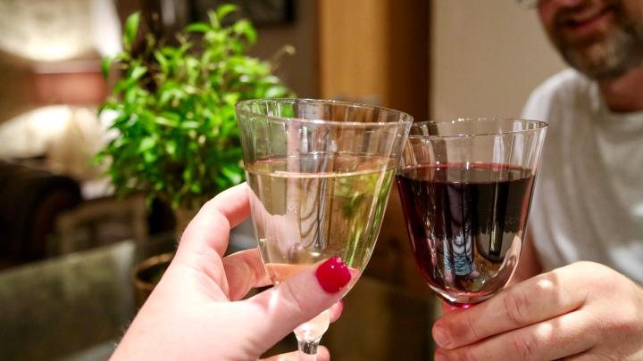 Nisa Local Wine - Cheers
