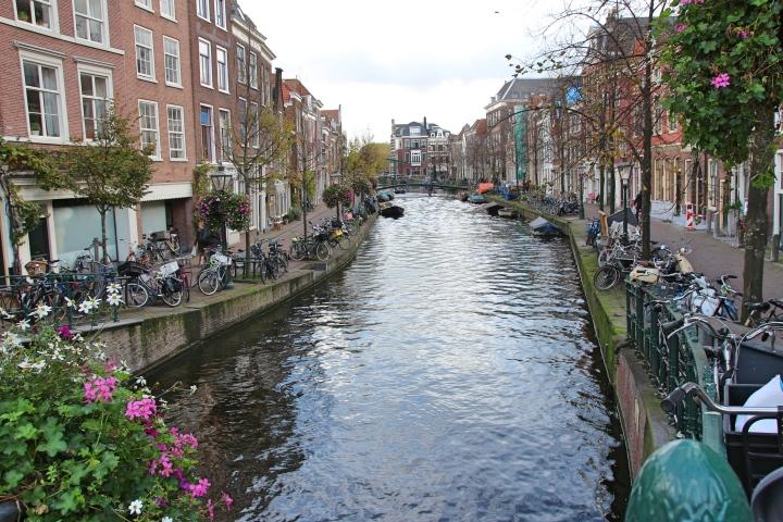 Leiden Waterway, The Netherlands