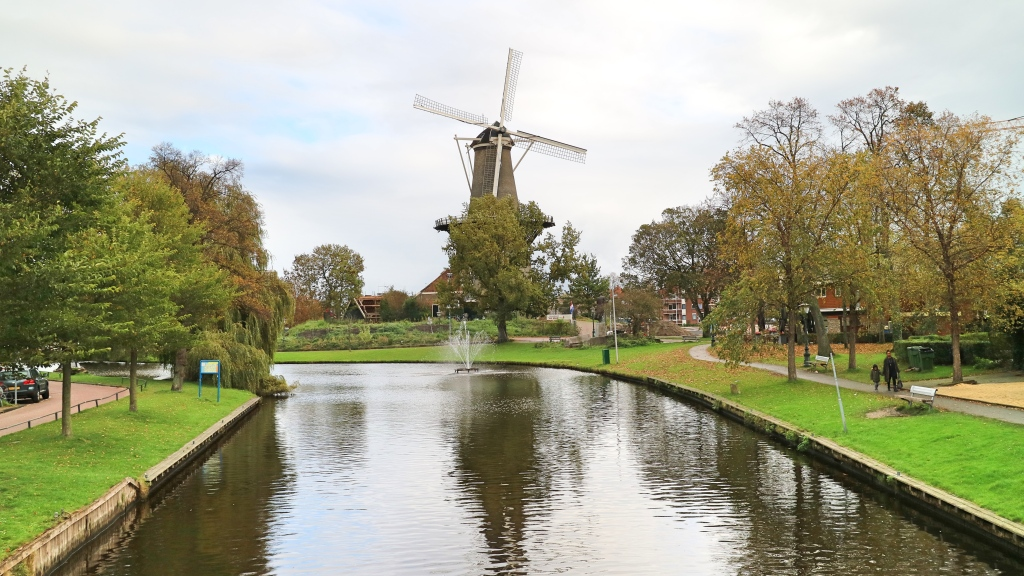 Molen de Valk, Leiden, The Netherlands