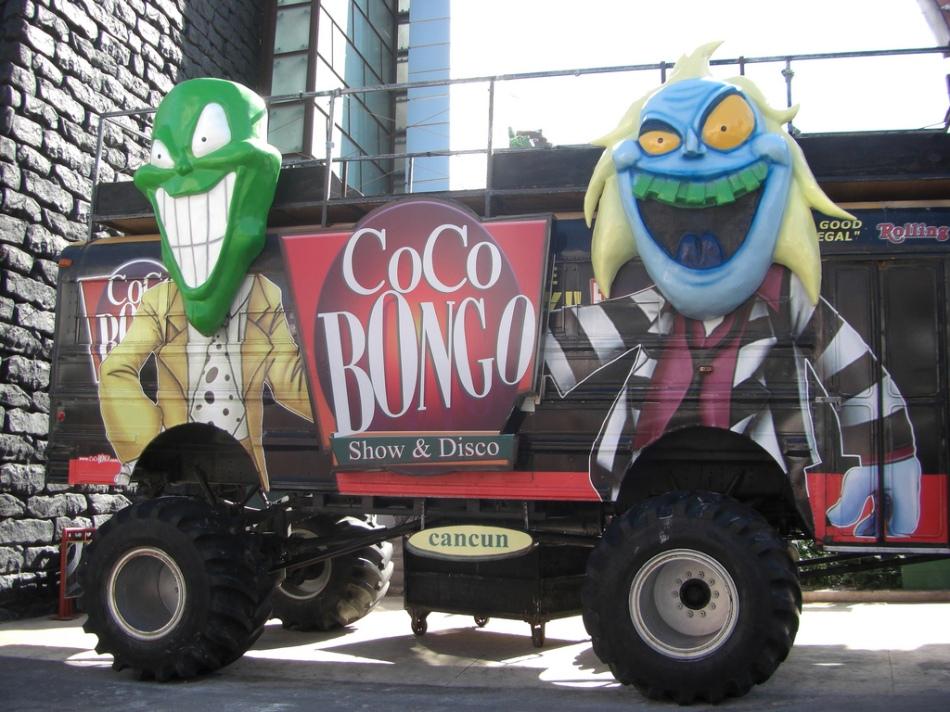 Coco Bongo, Cancun, Mexico