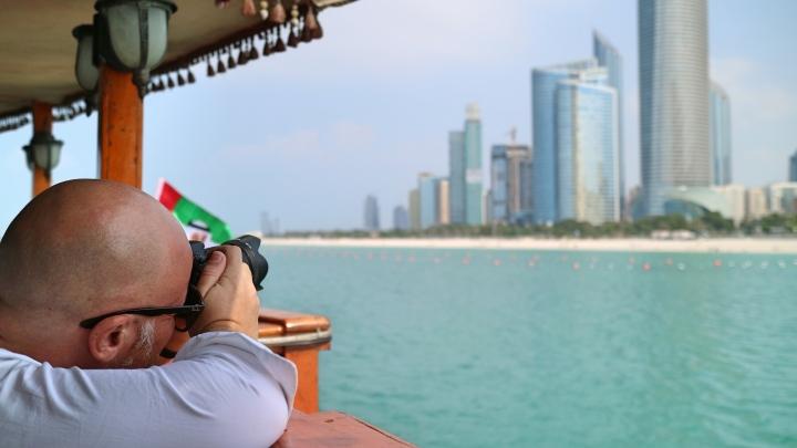 Mr ESLT in Abu Dhabi
