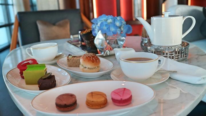Food at The Manor Club, Rosewood Hotel, Abu Dhabi