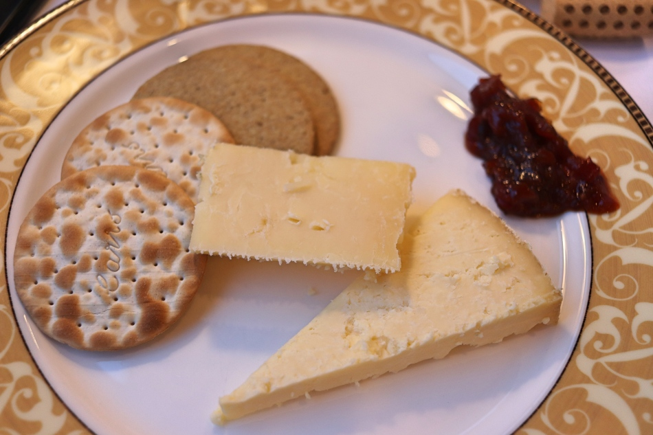 Cheese And Biscuits Northern Belle