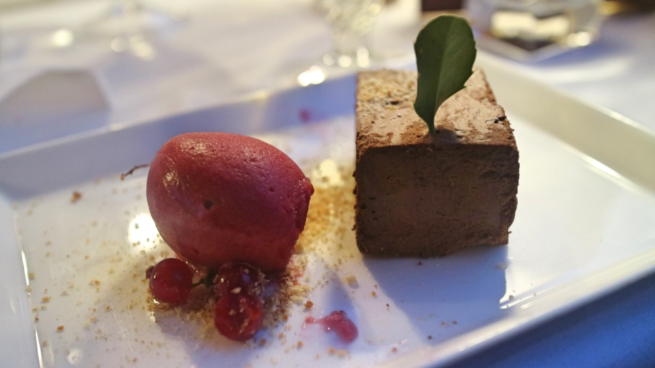 Dessert On The Northern Belle