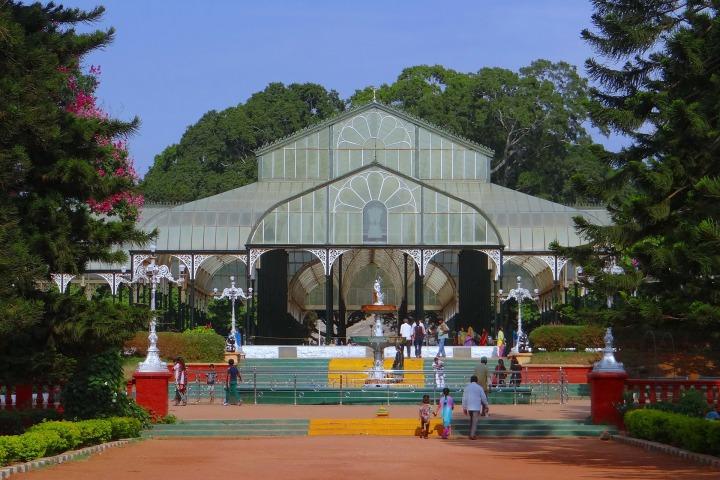 Lal Bagh Botanical Gardens, Bangalore